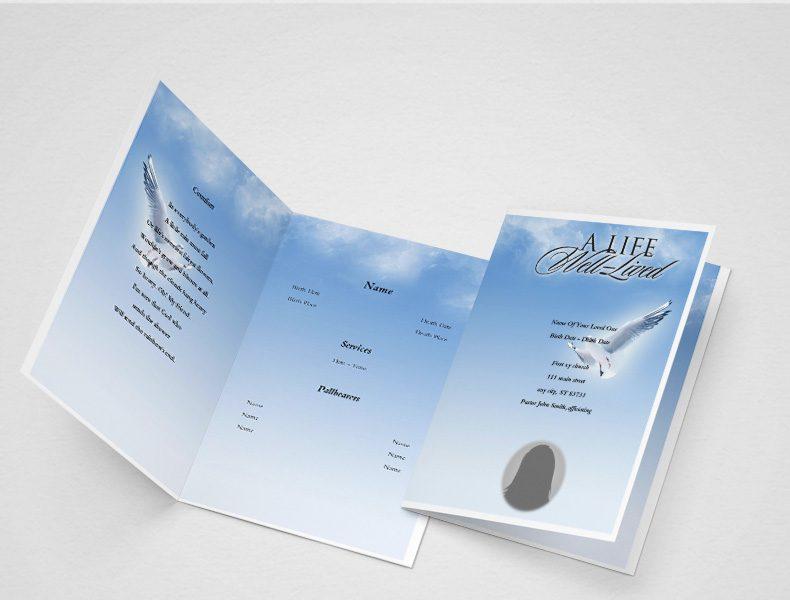 Funeral Program Printing
