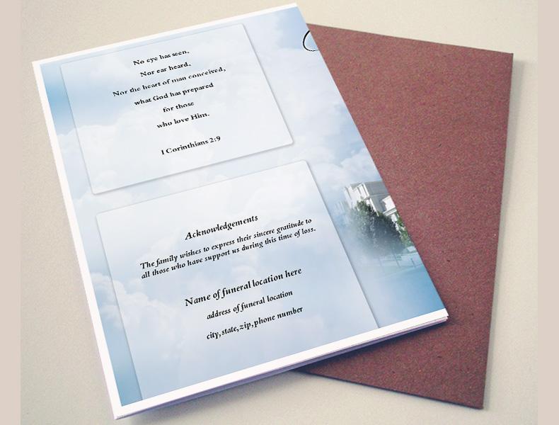 printable funeral templates