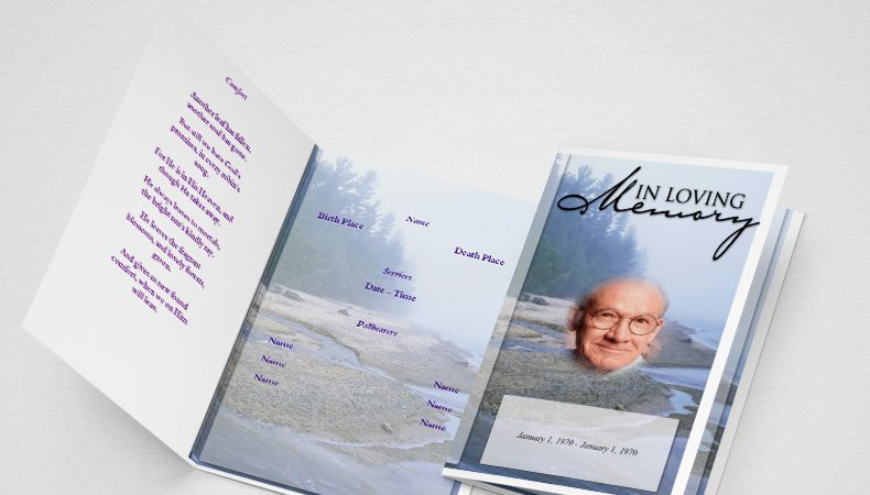Funeral Service Templates