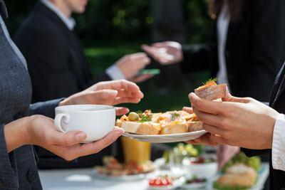 Comforting funeral foods