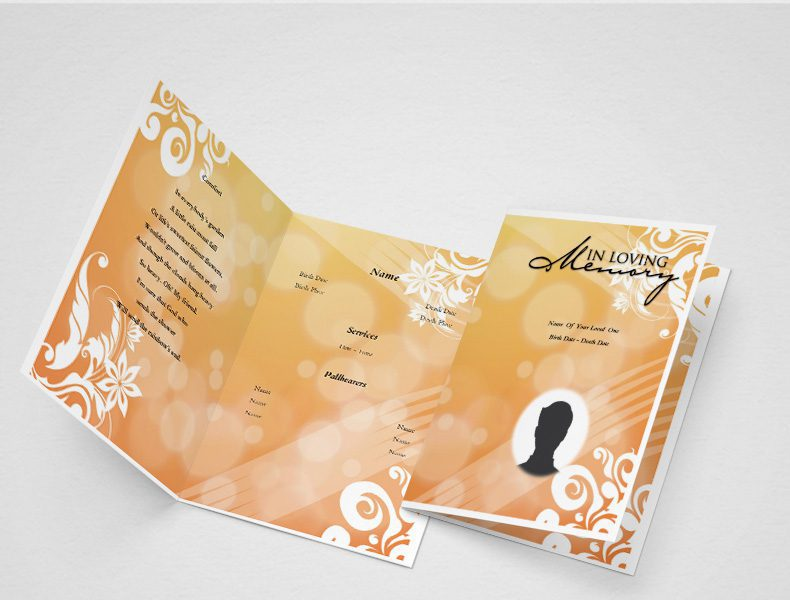 Funeral Thank You Card Templates