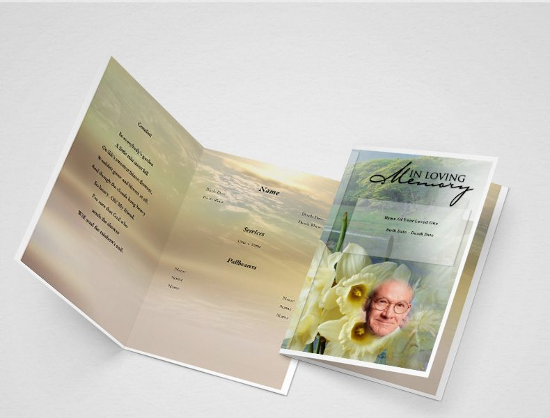personalized remembrance poem