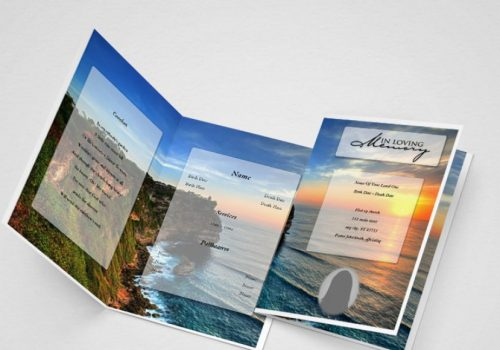 Printable Tri Fold Brochure Templates
