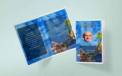print funeral programs