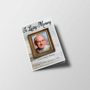 Funeral Prayer Cards