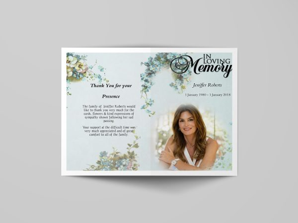 royal-natural-funeral-program-template
