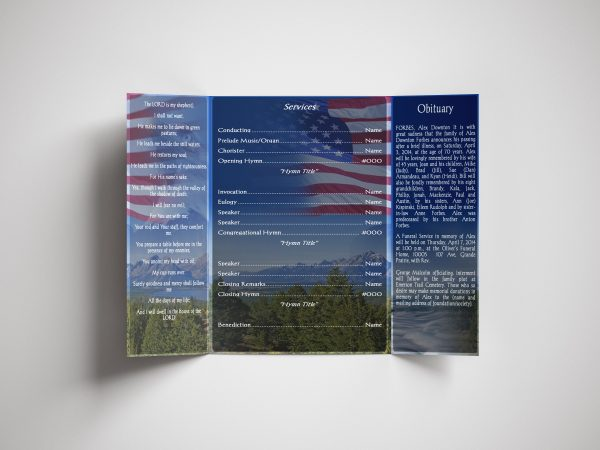 us-flag-gatefold-funeral-program-template-inside